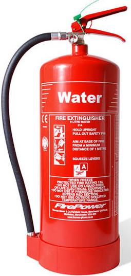 Water Extinguisher Refilling