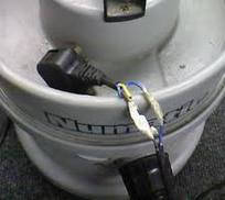 Failed Hoover during a PAT Test