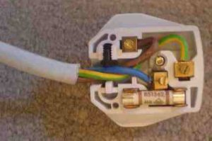 13amp Plug Incorrectly Wired