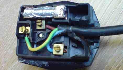 Dangerous Repair found During PAT Testing